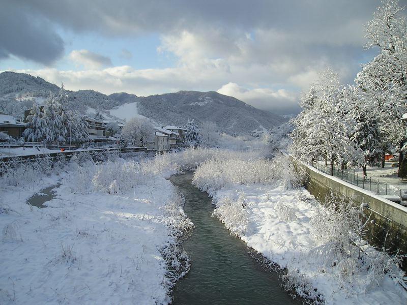 L inverno bussa alla porta meteoroby - Previsioni bagno di romagna ...