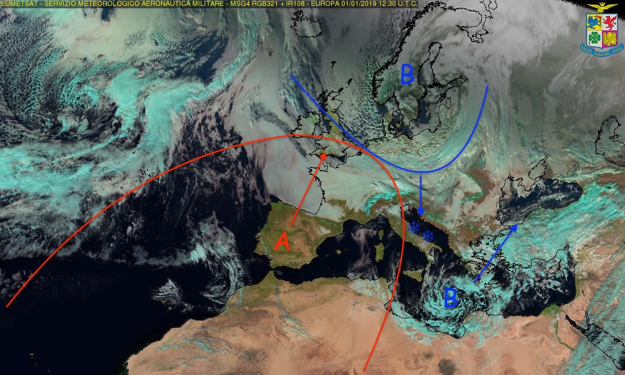 Meteoroby Rubrica Meteorologica A Cura Del Bagno 99 Rimini